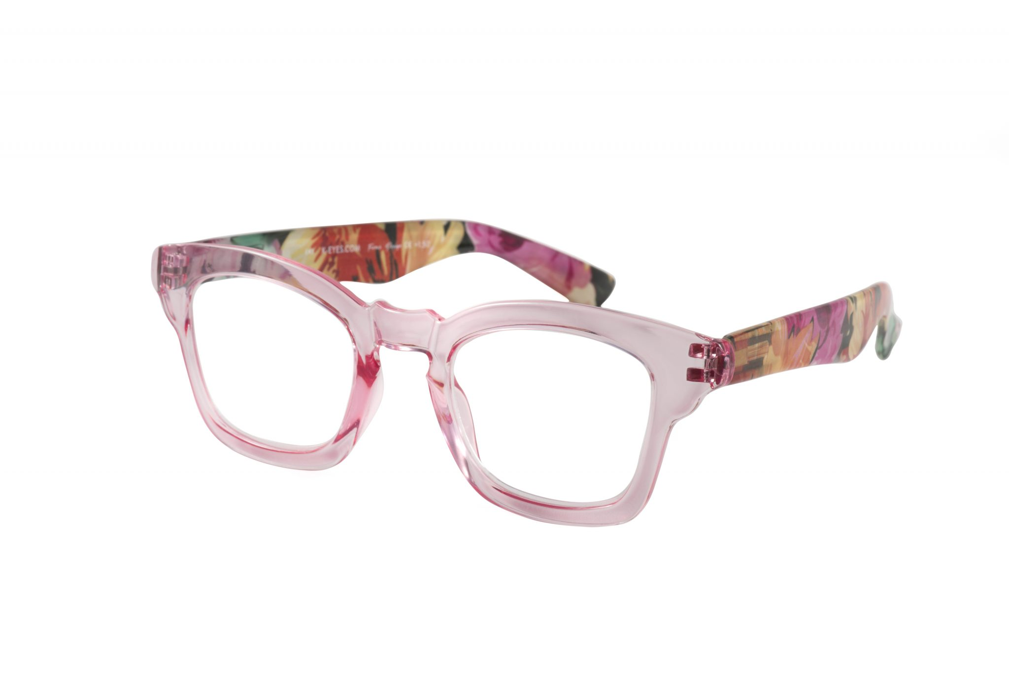 K22 PINK TRANSPARENT HD2213
